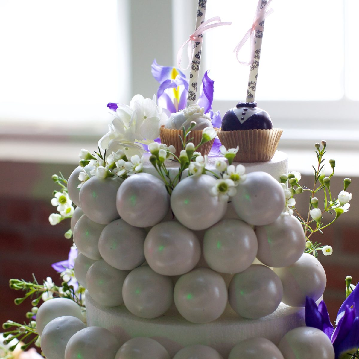 Hometown Kitchen Designs Buffalo Wedding Cake Pops